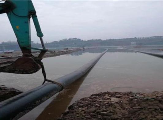 工程案例-重庆船舶拖带