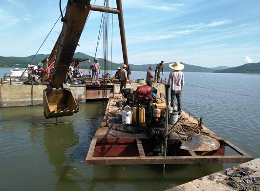 重庆船舶拖带-工程案例